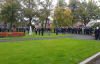 24 September 2017, Cromwell Lock Memorial Service, Zetland Park, Grangemouth.